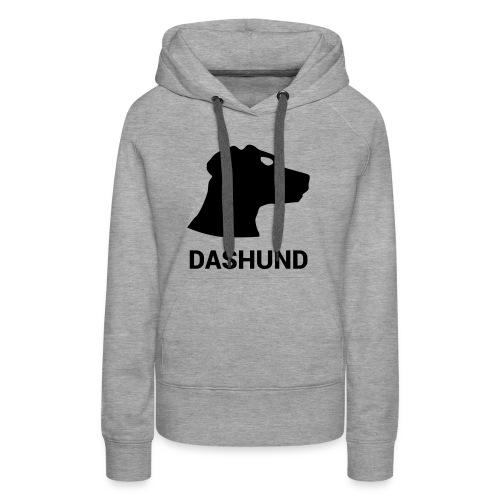 DASHUND - Women's Premium Hoodie