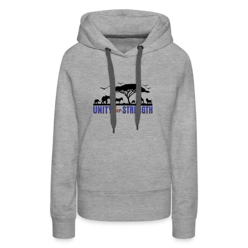 Unity for Strength - Women's Premium Hoodie