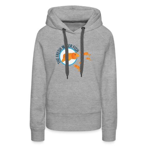 FISH 'n' SHIRT - Women's Premium Hoodie