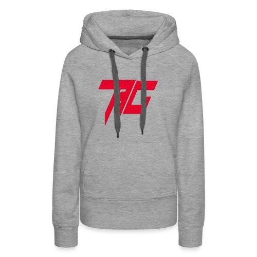 Tag Logo - Women's Premium Hoodie