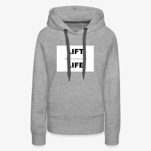 Lifting athletic gear - Women's Premium Hoodie
