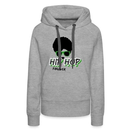 hiphop - Women's Premium Hoodie