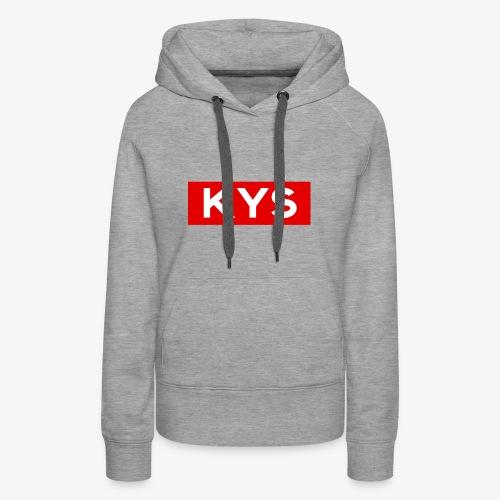 KYS - Classic - Women's Premium Hoodie