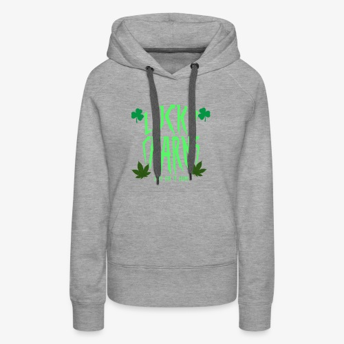 The First Lucky Shirt - Women's Premium Hoodie
