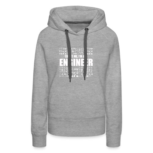 Engineer T-Shirt Limited Edition - Women's Premium Hoodie