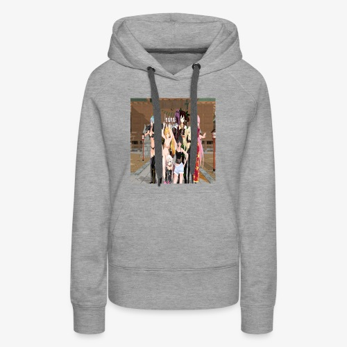 deadcast girls - Women's Premium Hoodie