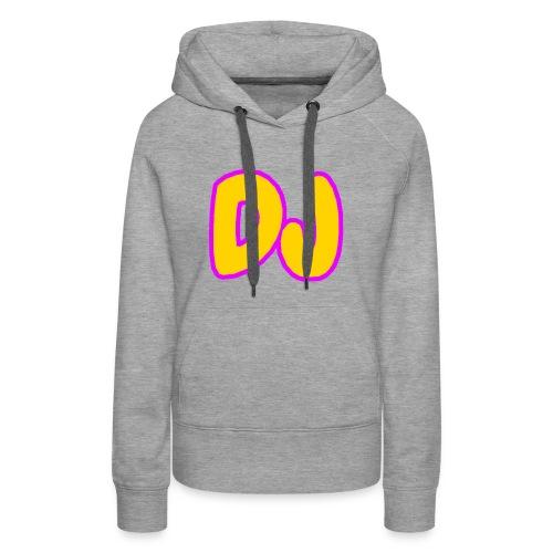 DJMERCH10 - Women's Premium Hoodie