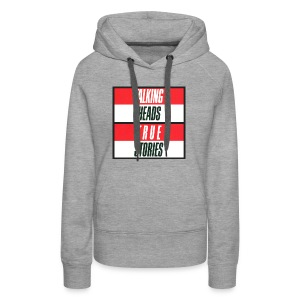 Talking Heads merch - Women's Premium Hoodie