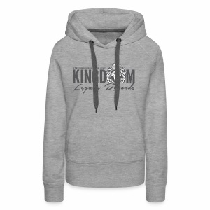 KINGDOM LEGACY RECORDS LOGO MERCHANDISE - Women's Premium Hoodie