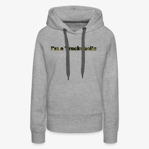 First Step - Women's Premium Hoodie