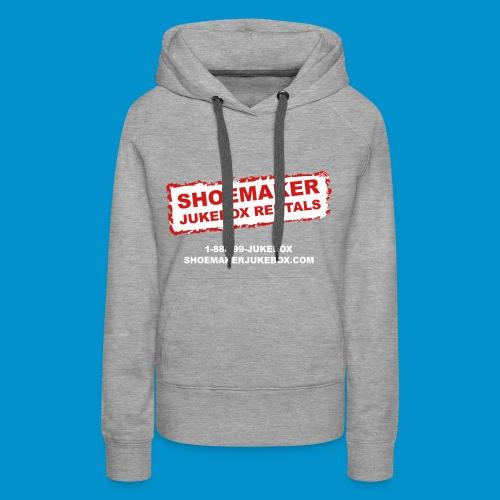 SMJ 2018 TEE SHIRT PRINT B1 - Women's Premium Hoodie