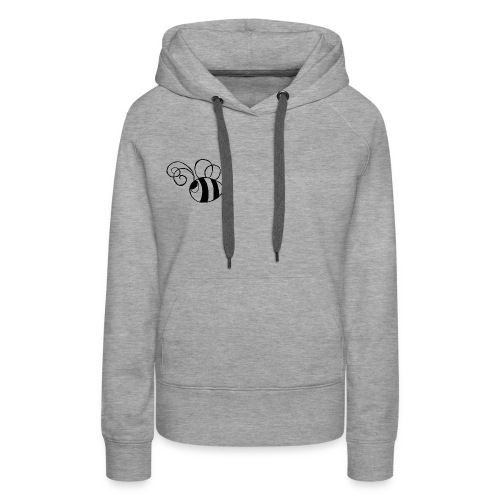 Travis the Bee - Women's Premium Hoodie