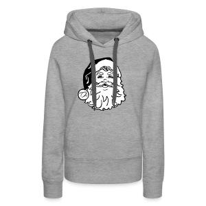 Santa - Women's Premium Hoodie