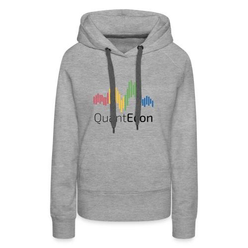 QuantEcon Official Logo - Women's Premium Hoodie