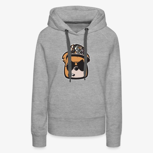 Bearly Fresh FACEONLY - Women's Premium Hoodie