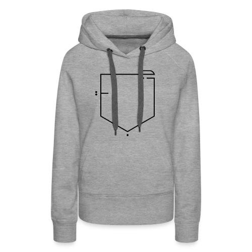poche جيب - Women's Premium Hoodie