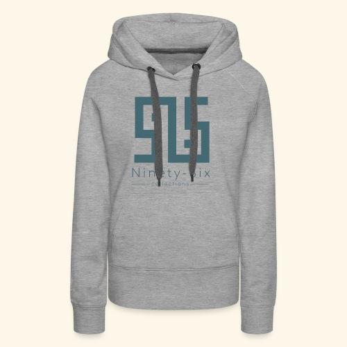 96 - Women's Premium Hoodie