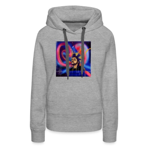 Everything better on the Weeknd - Women's Premium Hoodie