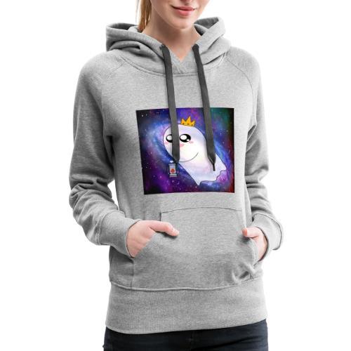 Space Ghost - Women's Premium Hoodie