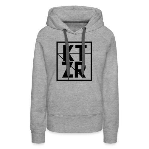 KTZR Logo - Women's Premium Hoodie