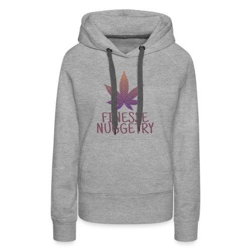 Finesse Nuggetry - Women's Premium Hoodie