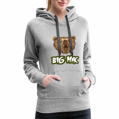 Big Mac Spirit Animal - Women's Premium Hoodie