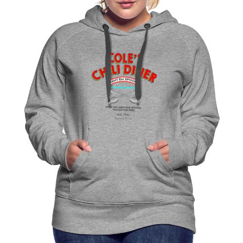 Cole Brown - Rent 'Em Spoons! - Women's Premium Hoodie
