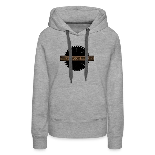 Wes' Wood Works - Women's Premium Hoodie