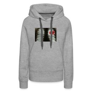 heartbreak jacket - Women's Premium Hoodie