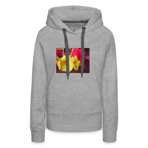 Exotic Flowers - Women's Premium Hoodie