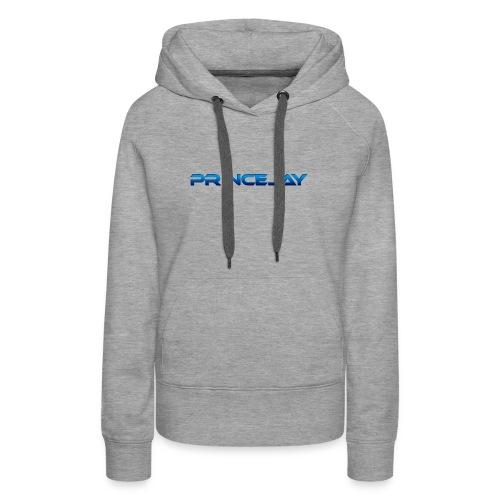 PrinceJay Logo - Women's Premium Hoodie