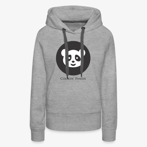 Cooking Panda - Women's Premium Hoodie