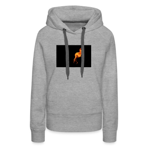 la flame - Women's Premium Hoodie