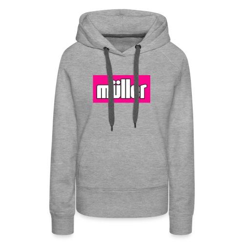 muller pink - Women's Premium Hoodie