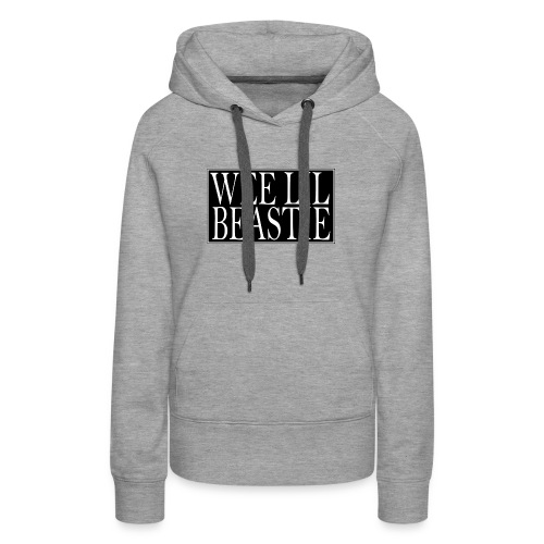 weelilbeastie - Women's Premium Hoodie
