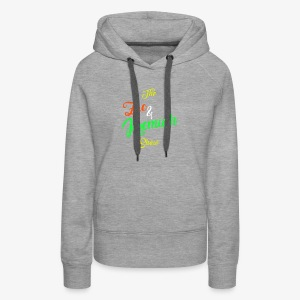 The Zac & Jeremiah Show In-House Logo - Women's Premium Hoodie