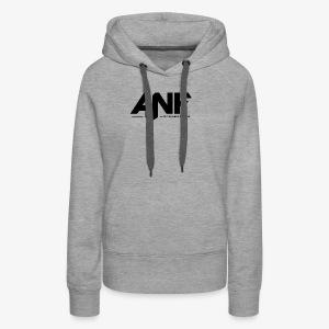 ANF1BLACK - Women's Premium Hoodie