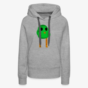 The legendary 3d birb. - Women's Premium Hoodie