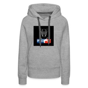 BlackPanther46MLG - Women's Premium Hoodie