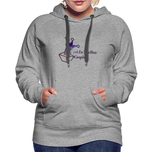 JackInTheBox Cosplays TM Logo - Women's Premium Hoodie