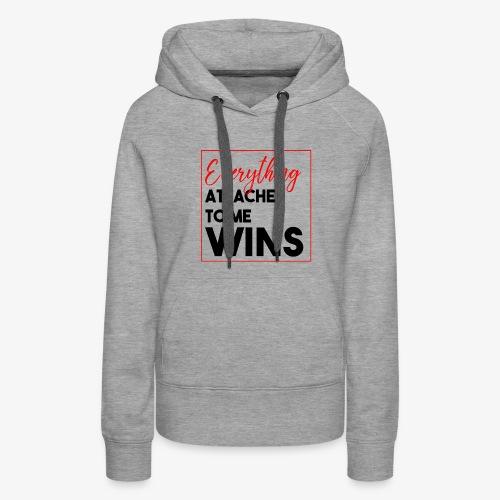 EATW T Shirt - Women's Premium Hoodie
