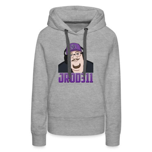 Face with Logo Big and Tall - Women's Premium Hoodie