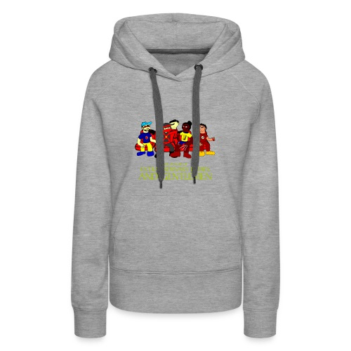 The League of Extraordinary Ladies and Gentlemen - Women's Premium Hoodie
