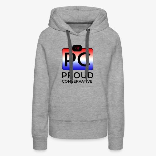 i'm PC - Women's Premium Hoodie