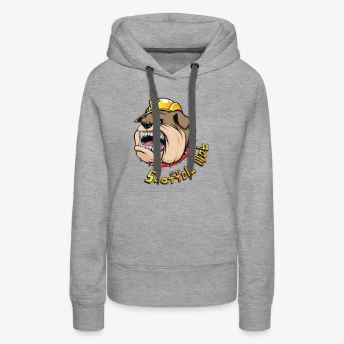 Scaffold Mob Dog - Women's Premium Hoodie