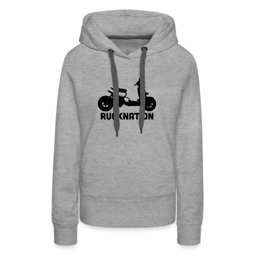 Ruckus rucknation - Women's Premium Hoodie