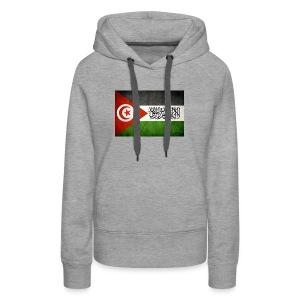 tunisia palestine United - Women's Premium Hoodie