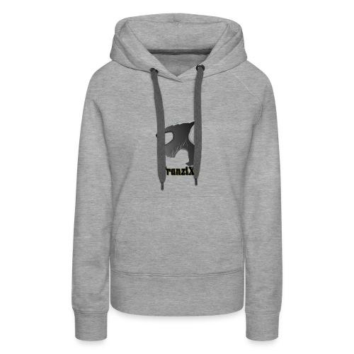 TranziX Merch - Women's Premium Hoodie