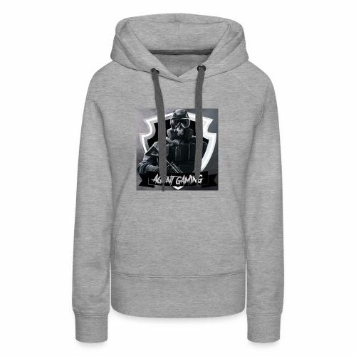 Agentgaming hoodie - Women's Premium Hoodie
