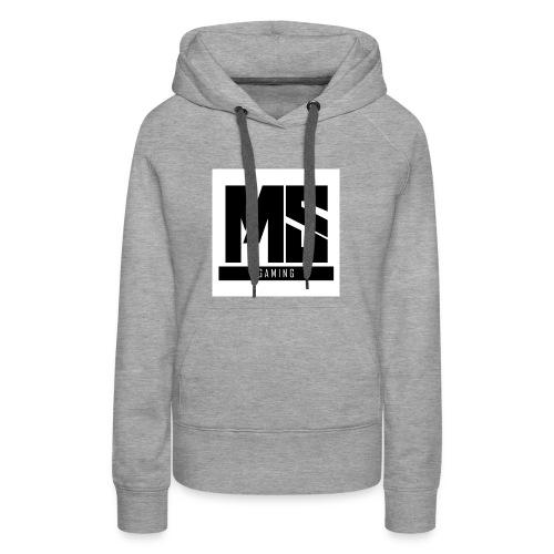 msgaming merchandise - Women's Premium Hoodie